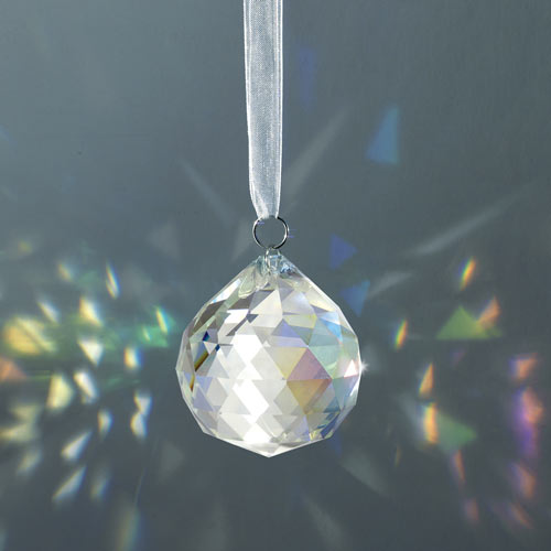 Crystal Prism Sun Catcher