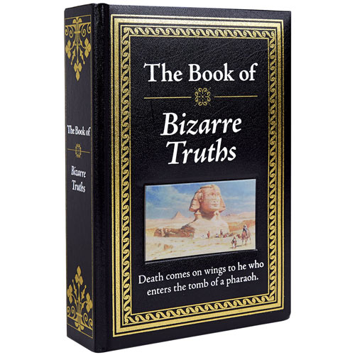 The Know-It-All Library-The Book Of Bizarre Truths