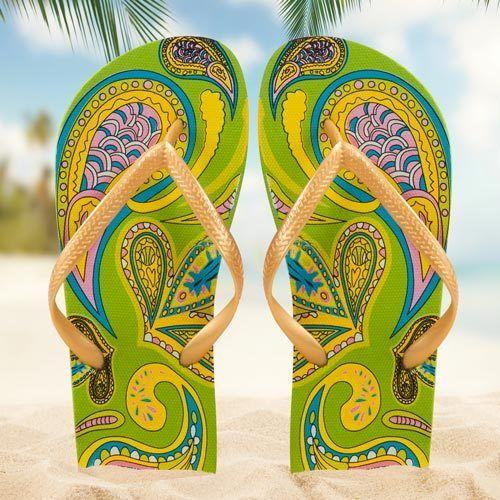 Margarita Flip Flops