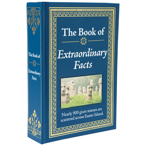 The Know-It-All Library-The Book Of Extraordinary Facts