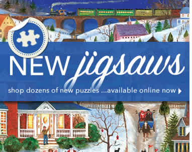 New Winter Puzzles
