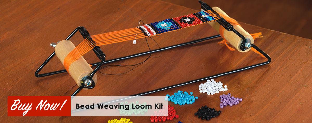 Bead Weaving Loom Kit