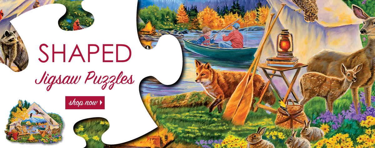 Shaped Jigsaw Puzzles