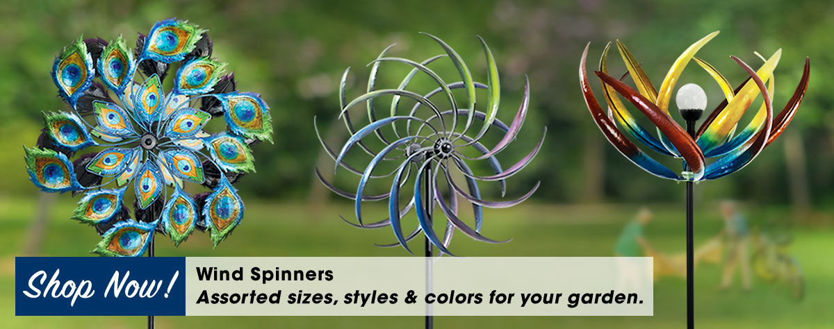Wind Spinners