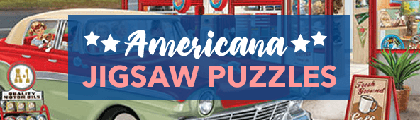 Americana Jigsaw Puzzles