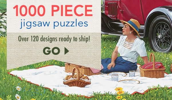 1000 Piece Jigsaw Puzzles