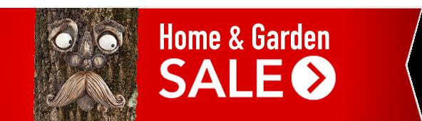 Home & Garden Sale