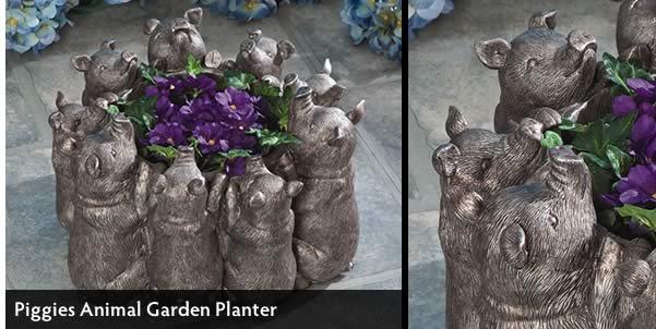 Piggies Planter