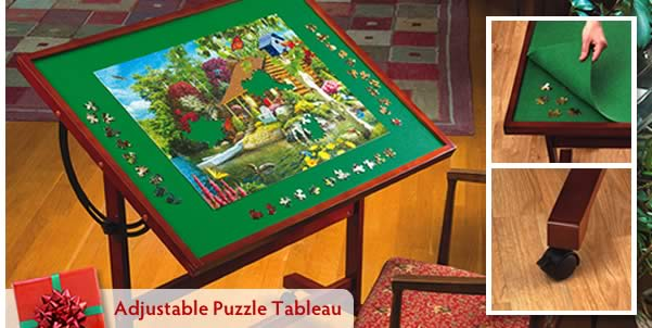Adjustable Puzzle Tableau