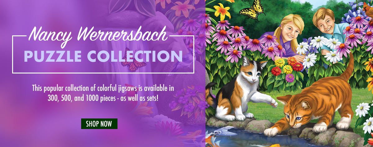 Nancy Wernersbach Puzzle Collection