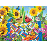 The Quilting Bee 1000 Piece Jigsaw Puzzle