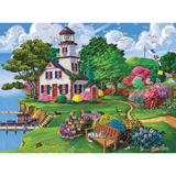 Colors of Spring 1000 Piece Jigsaw Puzzle