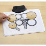 Electronic Mini Drum Mat Musical Toy