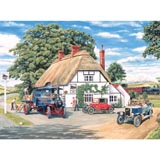 Delivery at the Railway Inn 1000 Piece Jigsaw Puzzle