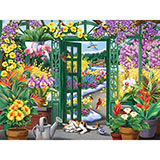 Open to Beauty 300 Large Piece Jigsaw Puzzle