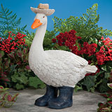 Goose in Boots