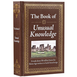 The Know-It-All Library-The Book Of Unusual Knowledge