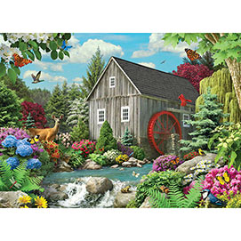 1500 Piece Jigsaw Puzzles & Larger