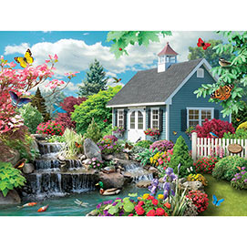 Dream Landscape 300 Large Piece Jigsaw Puzzle