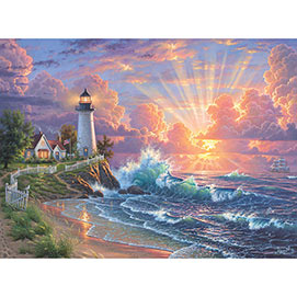 Light of Hope 300 Large Piece Jigsaw Puzzle