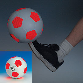 Soccer Light-Up Sports Ball