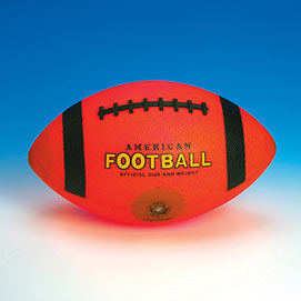Football Light Up Sports Ball