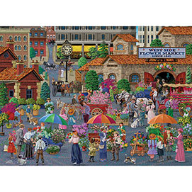 1500 Piece Jigsaw Puzzles & Larger