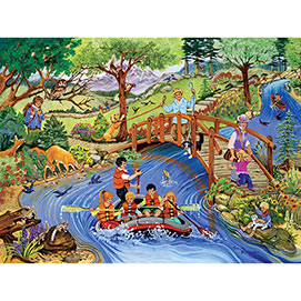 Exclusive Jigsaw Puzzles in Assorted Sizes and Styles, Jigsaw Puzzle