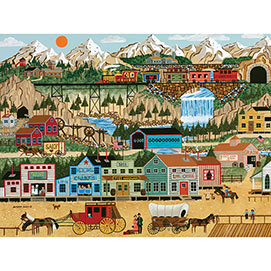 Lehigh Valley 1000 Piece Jigsaw Puzzle