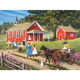 Back To School 1000 Piece Jigsaw Puzzle