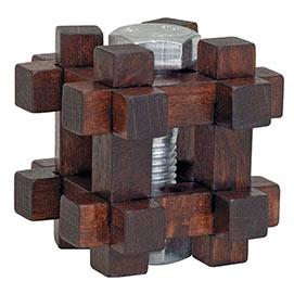 Wooden Brainteasers