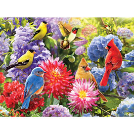 Spring Meetup 1000 Piece Jigsaw Puzzle