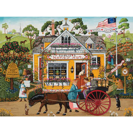 Sophie's Honey Hut 300 Large Piece Jigsaw Puzzle