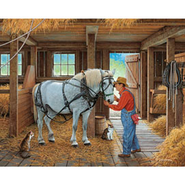 Sweet Talk 300 Large Piece Jigsaw Puzzle