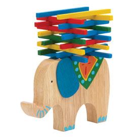 Balancing Elephant Game