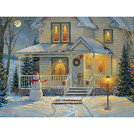 It's a Wonderful Life I 300 Large Piece Jigsaw Puzzle