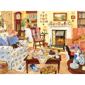 Afternoon Tea 1000 Piece Jigsaw Puzzle