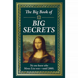 The Know-It-All Library - The Book Of Big Secrets