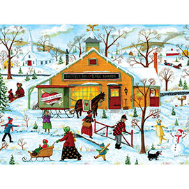 Brindle Hill Bake Shoppe 1000 Piece Jigsaw Puzzle