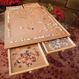 Puzzle Organizers & Sorters