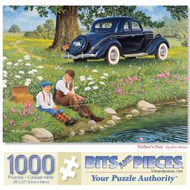 Father's Day 1000 Piece Jigsaw Puzzle