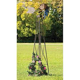 Metal Garden Statues