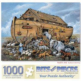 Noah's Ark 1000 Piece Jigsaw Puzzle