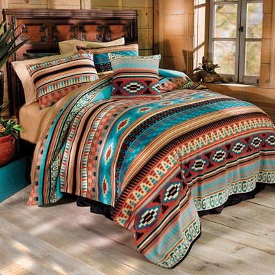 Mesa Fleece Bedding