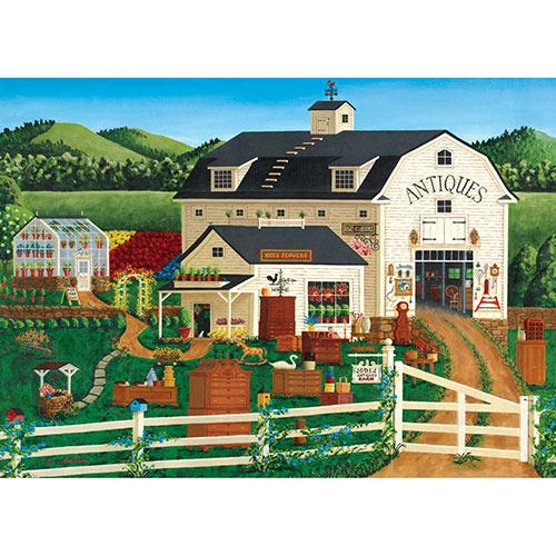 Jodi's Antiques Barn 1000 Piece Jigsaw Puzzle