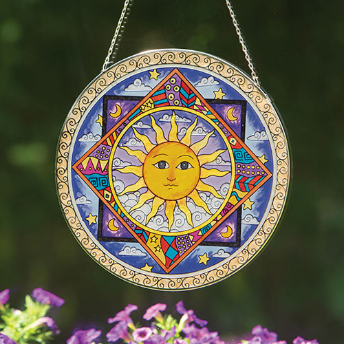 Sun Suncatcher Mobile