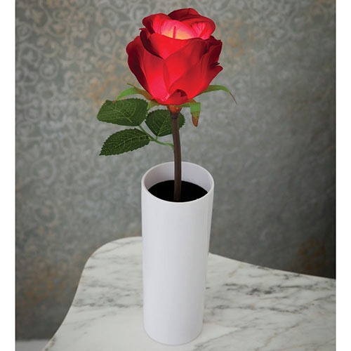 The Perfect LED Red Rose