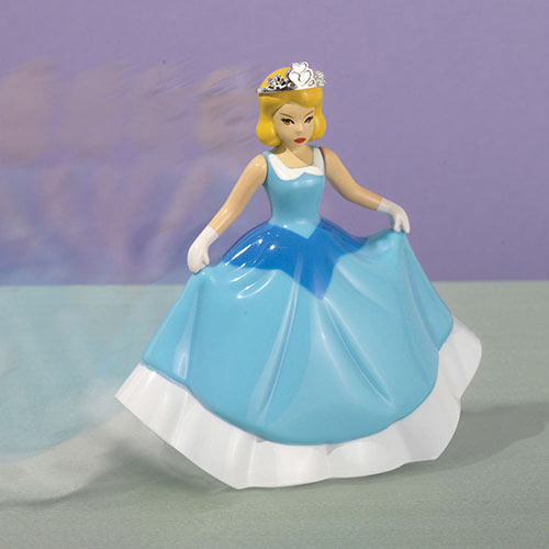 Wind-Up Dancing Princess Action Toy