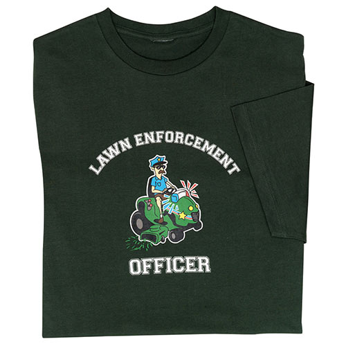 Lawn Enforcement - Tee Shirt