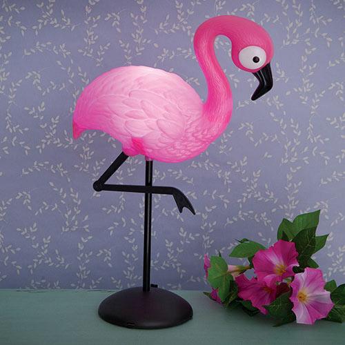 Pink Flamingo LED Decorative Lamp